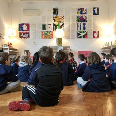 Laboratorio di libri d'artista. Le matite di Matisse