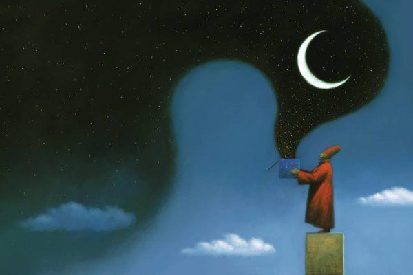 """"""".D. Notturni, piraterie e allunaggi"""" di Gianni De Conno"""